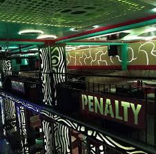 Le Penalty Lounge recrute(06 Caissières et 06 Barmen)