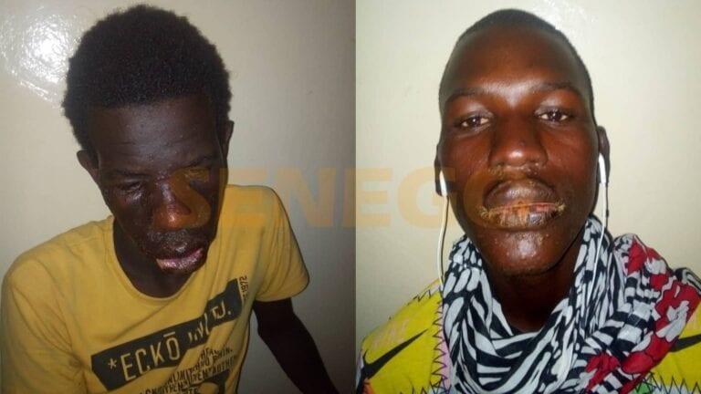 Sénégal : De jeunes pêcheurs sénégalais frappés par maladie rare dans la mer, un bateau étranger indéxé (Photos 08)