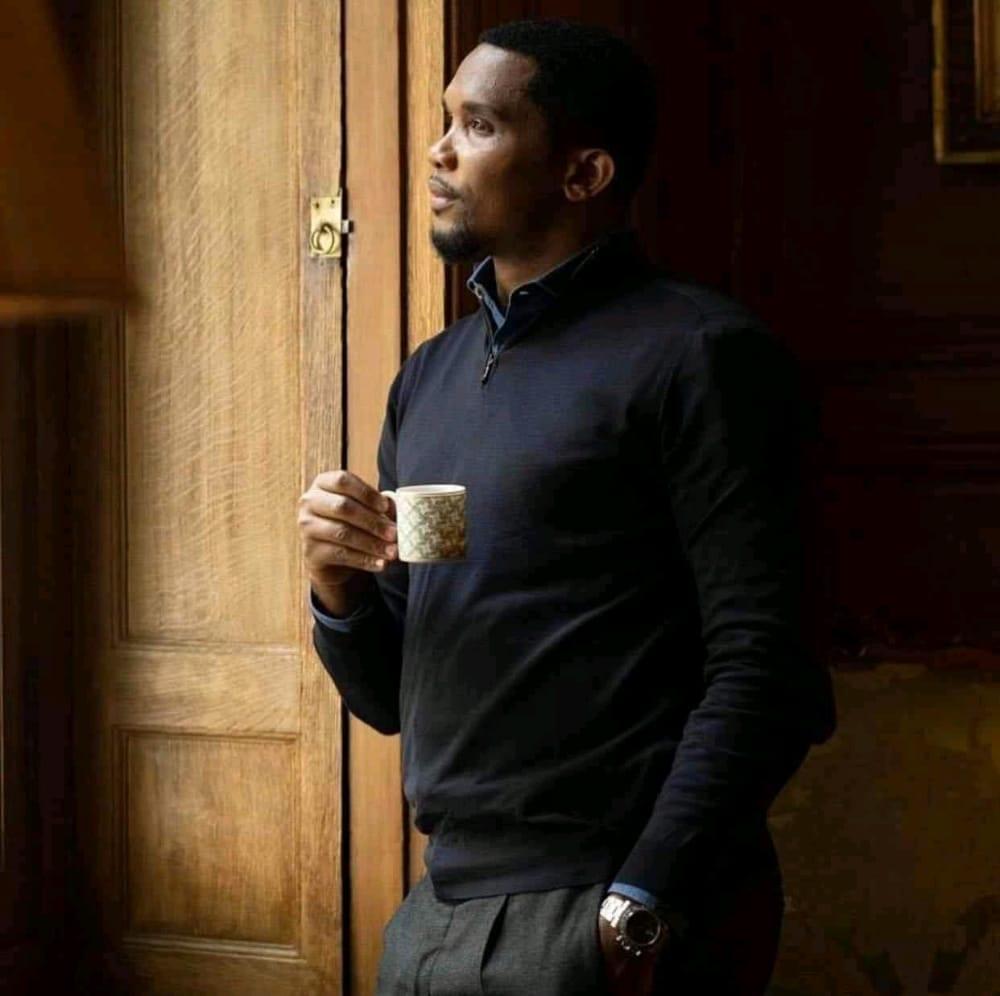 Samuel Eto'o fait enfin signe de vie après son grave accident