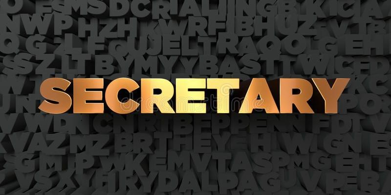 Recherche d'un(e) 01 secrétaire