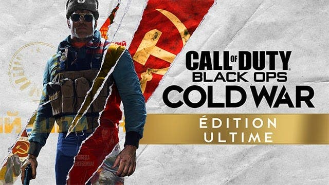 Précommandez Call of Duty: Black Ops Cold War