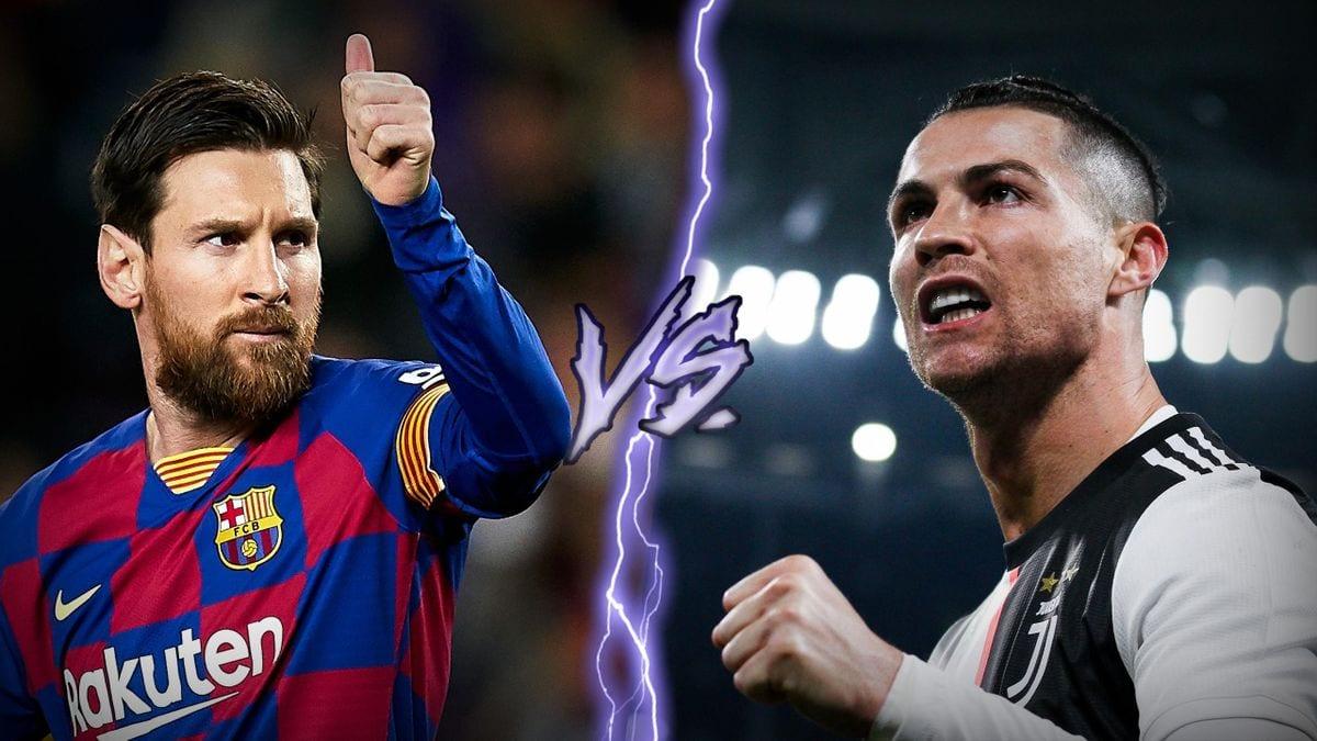 Messi Et Cristiano : Où En Est Le Débat Qui Les Oppose ?