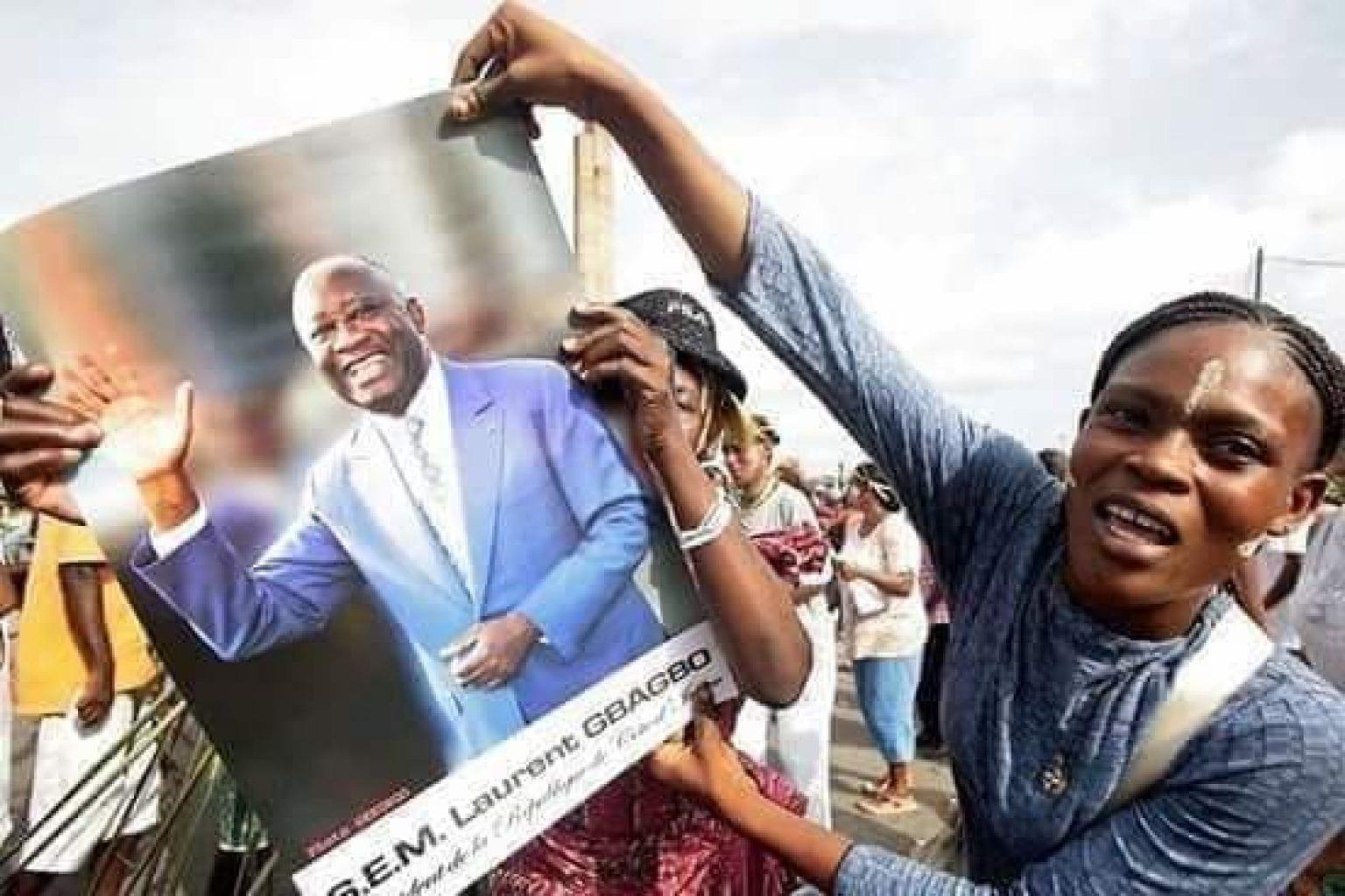 Quand Abidjan attend le retour de Gbagbo