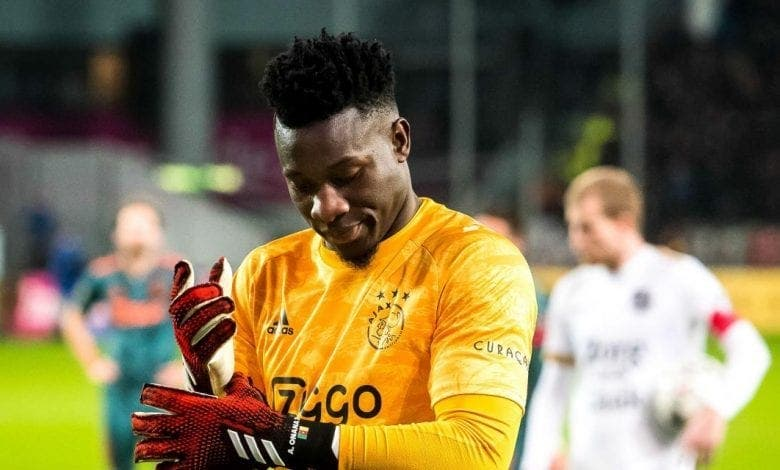 Ajax : Onana assume sa boulette contre Liverpool