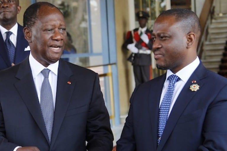 Investiture de Ouattara: Guillaume Soro tacle le président