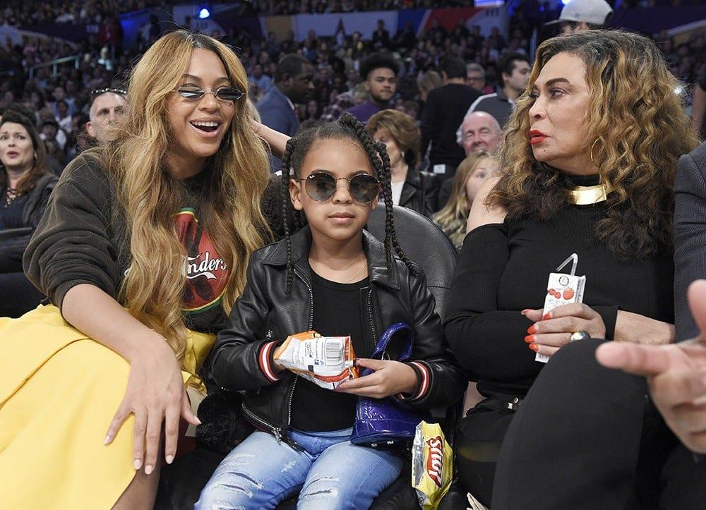 Grammy Awards : Blue Ivy Carter, la fille de Beyoncé nominée à 8 ans