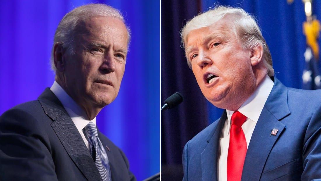Selon Joe Biden, Donald Trump a refusé de respecter la volonté du peuple.