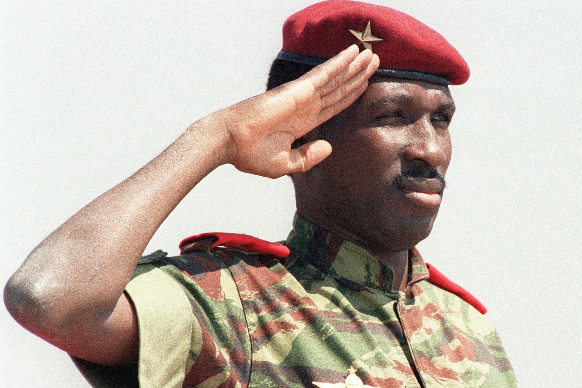 Burkina Faso : voici à quoi ressemblerait Thomas Sankara s'il était en vie (photo)