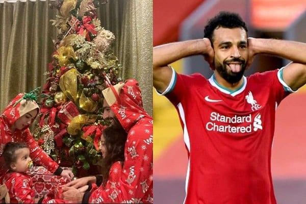 « C'est haram frère » : Mohamed Salah critiqué pour avoir célébré Noël