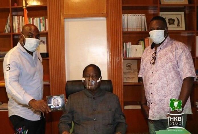 Côte d'Ivoire/ Bédié apporte son soutien à Yodé et Siro, placés en garde à vue dans un camp de gendarmerie