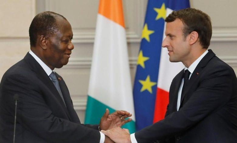 Côte d'Ivoire: Emmanuel Macron sera absent à l'investiture de Ouattara!