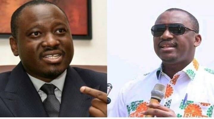 """Côte d'Ivoire-Installation du DG de la RTI en 2010/ Touré Mamadou, porte-parole adjoint du RHDP : """" Guillaume Soro nous a blagués le 16 décembre"""""""