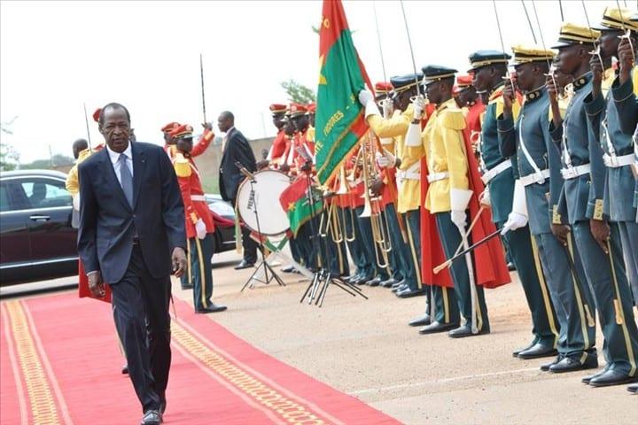 Burkina Faso: Des cadres de l'armée refusent de rencontrer Blaise Compaoré