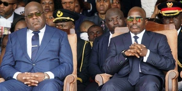 Coup de tonnerre: RDC / Séparation actée entre les Présidents Tshisékédi et Kabila