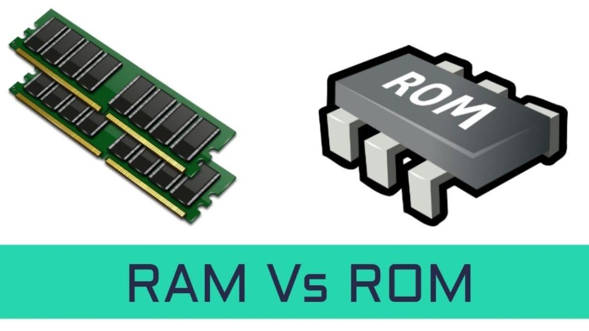 Quelle est la différence entre la mémoire RAM et la mémoire ROM ?