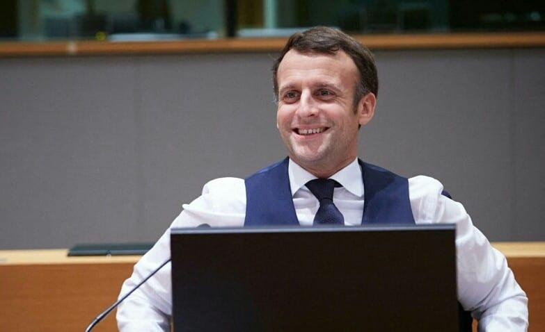 Emmanuel Macron envoie un important message à JoeBiden
