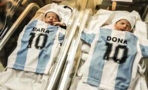Argentine :un homme rend un surprenant hommage à DiegoMaradona
