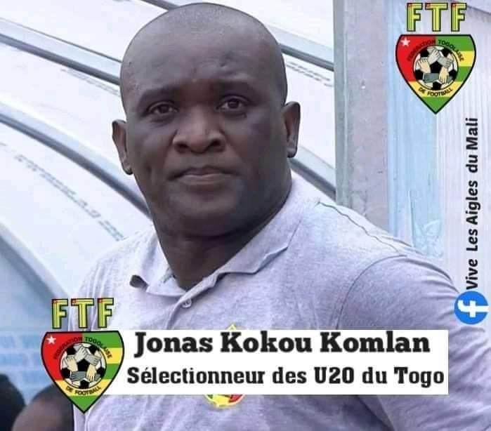 Jonas kokou Komla satisfait mais pense déjà à la compétition.