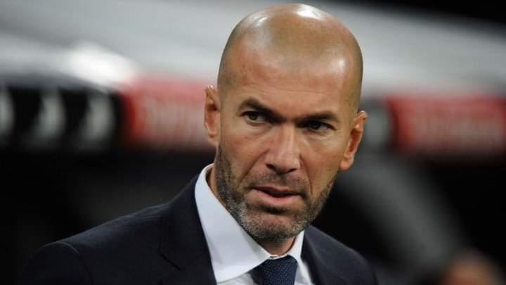 Football: Un petit soulagement pour Zinedine Zidane.