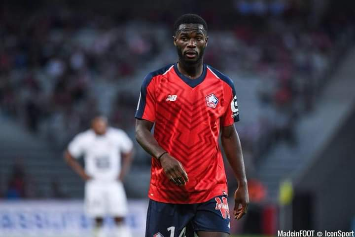 France: le coeur de Jonathan Bamba tourne pour les bleus.