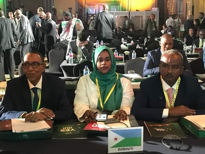 CAF: Assemblée Générale ordinaire tenue sans Ahmad Ahmad.