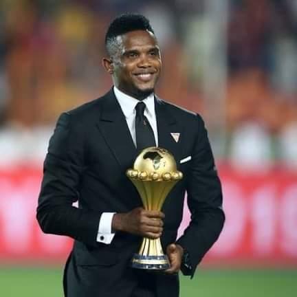 Xi De Rêve Ballon D'Or: L'Absence De Joueurs Africains Fait Réagir Samuel Eto'O.