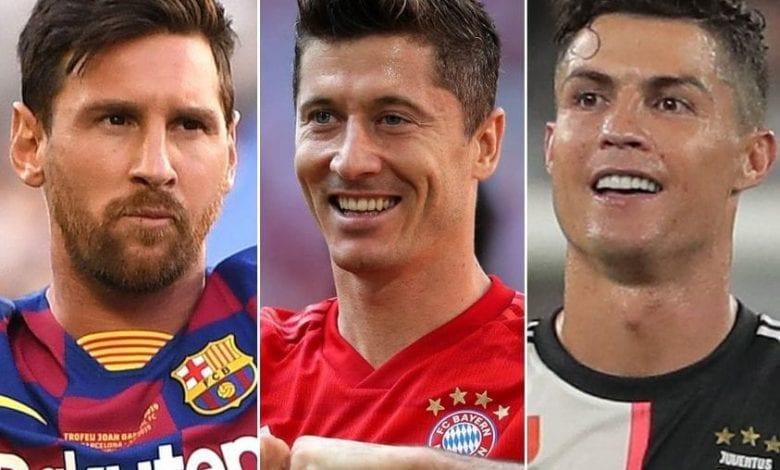 FIFA The Best 2020: Ronaldo oublié par Messi… Voici les différents votes des joueurs