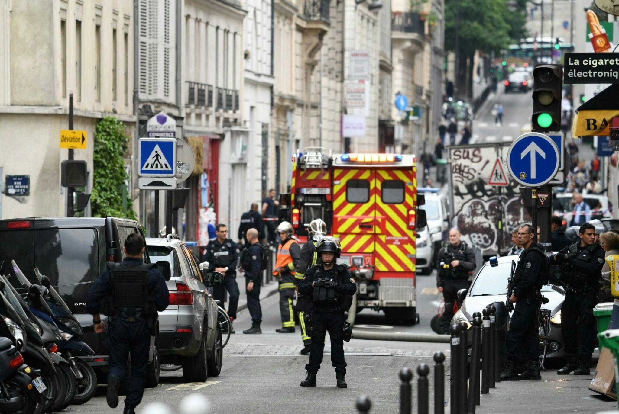France : une prise d'otage soldée par deux morts