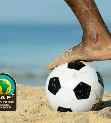 CAN Beach Soccer- Sénégal 2021: les inscriptions ont commencé.