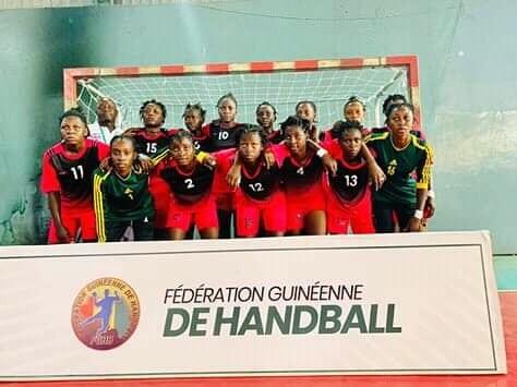 Guinée-handball/ Coupe Nationale: Voici les quatre finalistes.