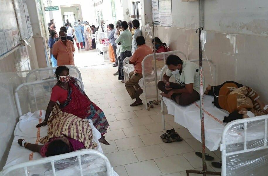 Inde : une mystérieuse maladie fait ravage