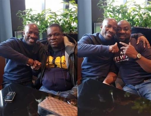 Depuis La Haye / Blé Goudé raconte ce que Yodé et Siro lui ont fait à cause d'Alassane Ouattara