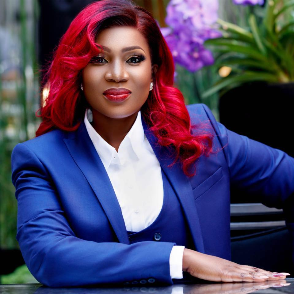 Lady Sonia demande pardon aux Burkinabè