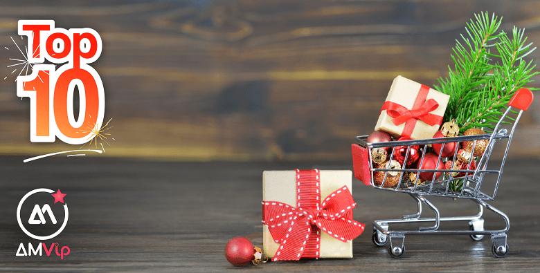 Le TOP 10 des meilleures idées cadeaux pour Noël