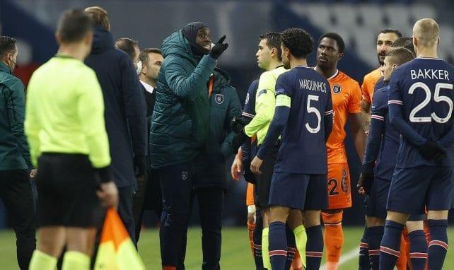 Le gouvernement français réagit au comportement des joueurs du PSG et Istanbul BB