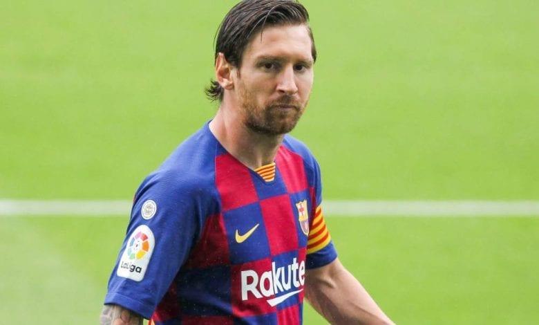 "Lionel Messi: ""le Barça va très mal"""