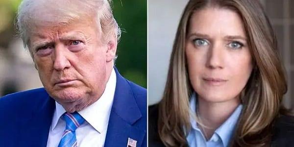 Mary Trump fait une inquiétante découverte sur l'état mental de Donald Trump