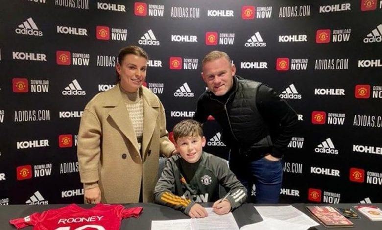 Mercato: K.Rooney rejoint Manchester United