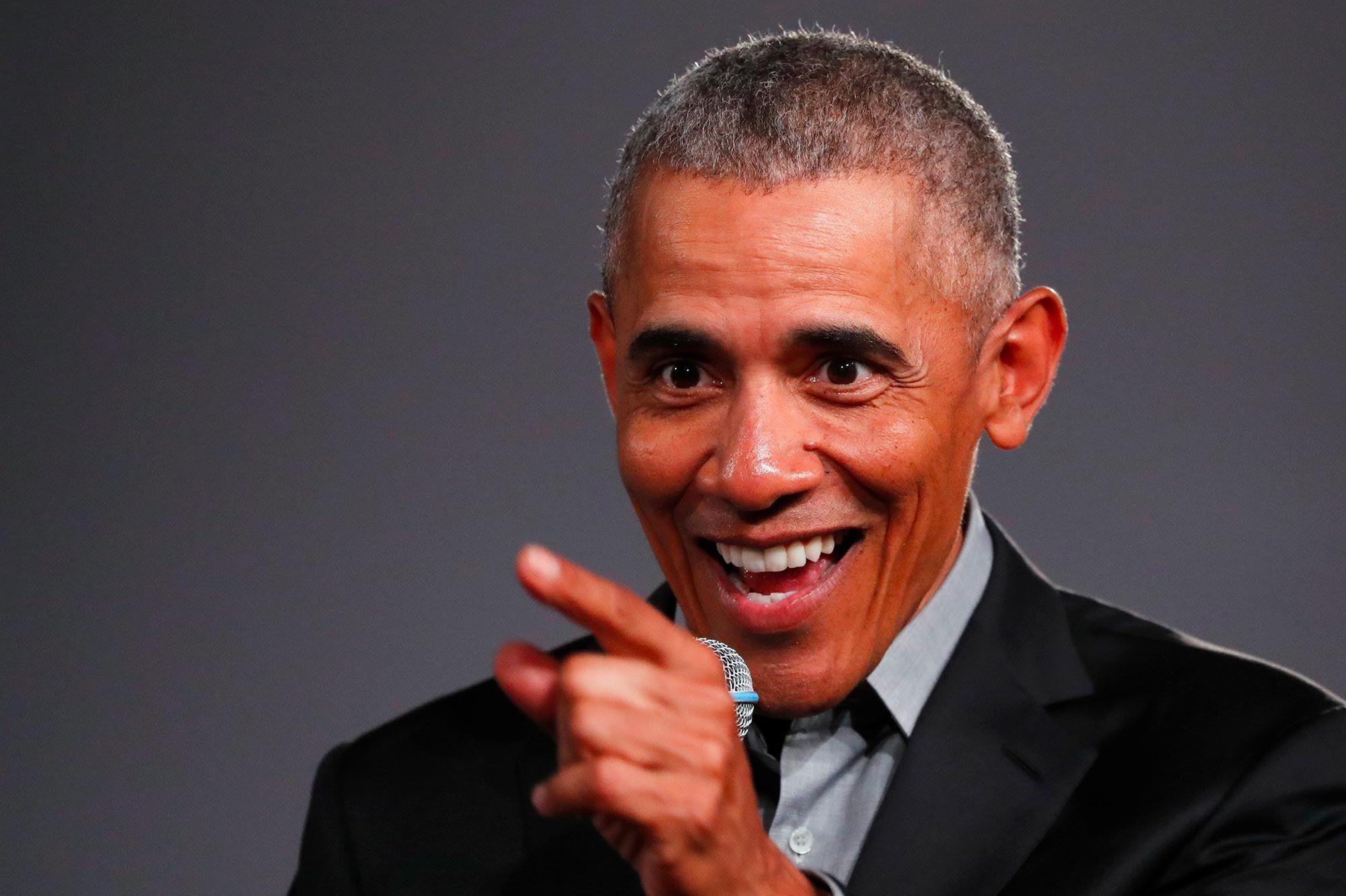Barack Obama envoie un message aux présidents qui s'accrochent aupouvoir