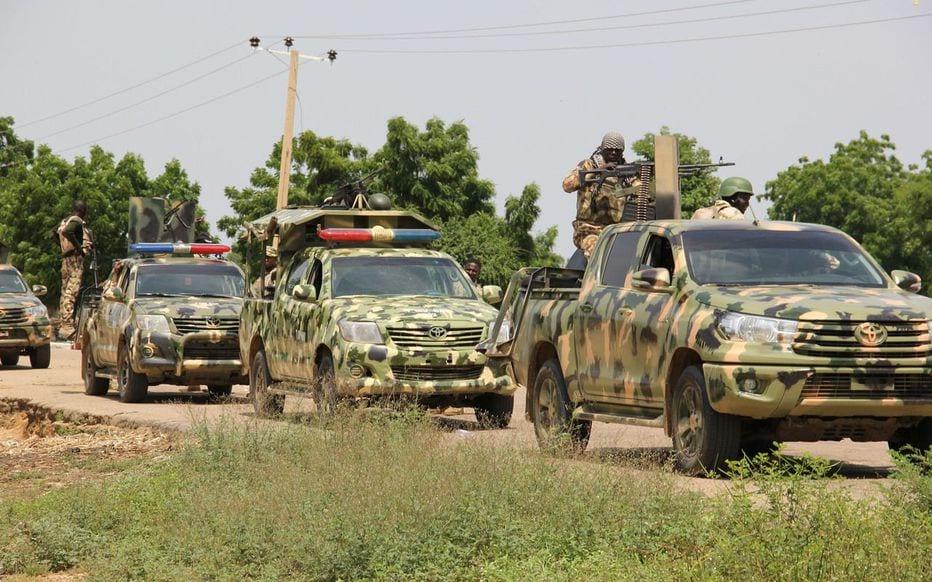 Nigéria:5 hommes armés et 9 otages sauvées dans le nord du pays