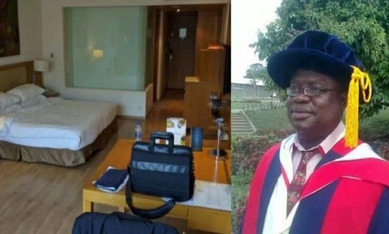 Nigeria: le recteur d'une université suspendu pour avoir installé un lit dans son bureau