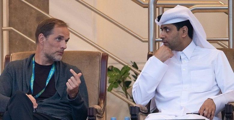 PSG : le président Nasser Al-Khelaifi adresse un message à Thomas Tuchel