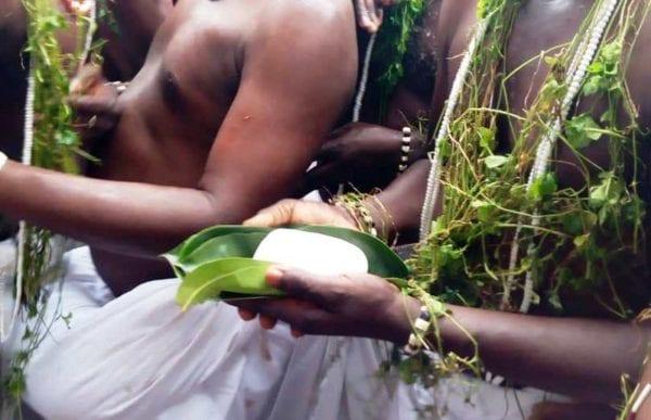 Togo :un prêtre vaudou châtié pour avoir tenté de prendre la pierre sacrée