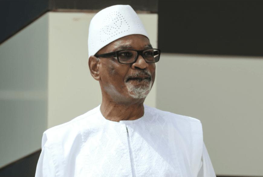Que devient finalement Ibrahim Boubacar Keïta?
