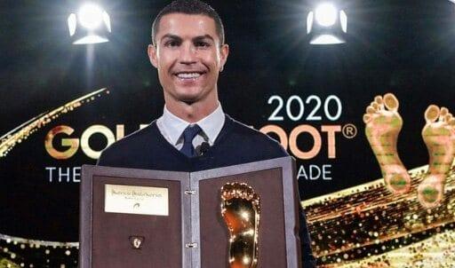 Italie: Un autre trophée pour Cristiano Ronaldo.