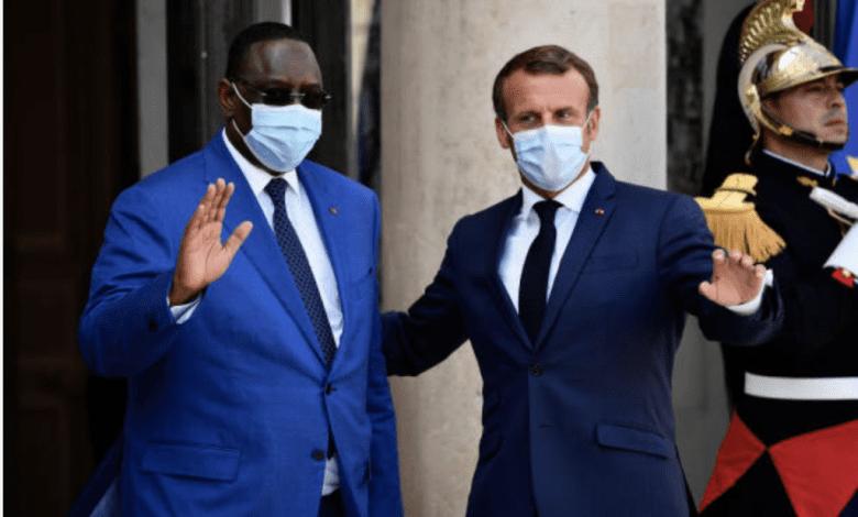 Sénégal-Macron atteint du Coronavirus/ Le message de Macky Sall jugé inutile par des Sénégalais