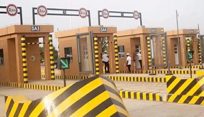 Togo: Un réajustement des tarifs au péage prévu