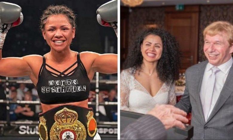 Une boxeuse arrêtée pour avoir battu son mari à mort