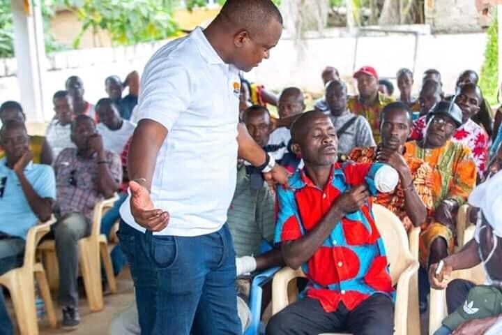 Vincent Toh Bi Irié évoque les raisons des violences survenues en Côte d'Ivoire