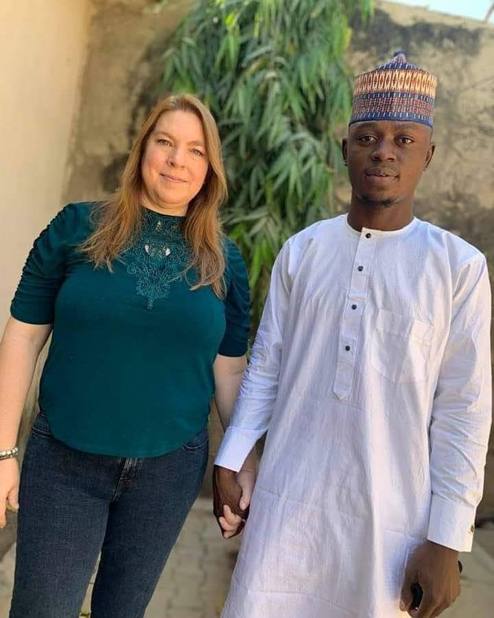 Nigeria :une Américaine de 46 ans vient épouser un jeune homme de 23ans